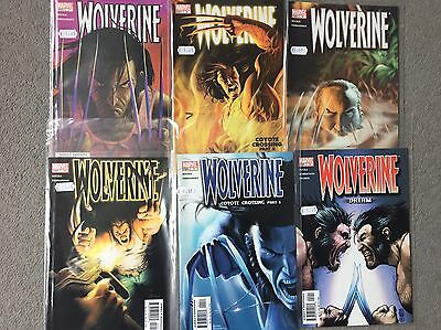 Marvel Wolverine Issues 7-12