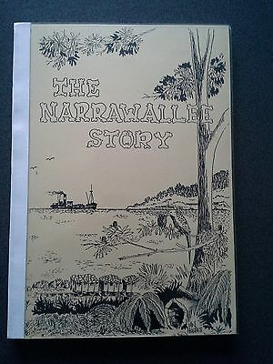 The Narrawallee Story History Book 1St Nsw Milton Ulladulla Australia Like New