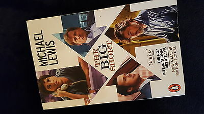 'The big short' book by Michael Lewis