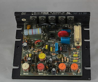 KBIC-120   -  KB Electronics  -  DC Drives Chassis