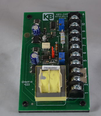 KBSI-240D A57141  -  KB Electronics  -  Stand-Alone Signal Isolator