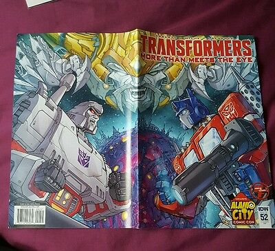 Transformers comic MTMTE #52 RE Exclusive