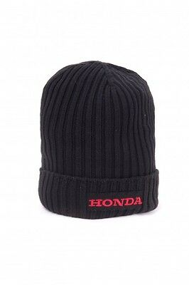 Honda Racing By Gas Motogp Team Beanie -Black- Official Merchandise