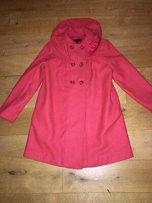 *worn Once* French Connection Wool Coat Age 10-11