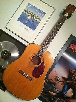 Kay p-2 P2 flattop acoustic dreadnought guitar vintage 1950's Chicago harmony