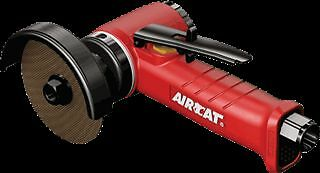 "Aircat 6525 In-line Cut-Off Tool uses 3"" Wheel - 18,000 RPM - Free S&H"