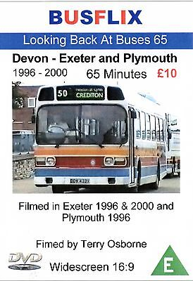 Looking Back at Buses 65 Devon - Exeter & Plymouth
