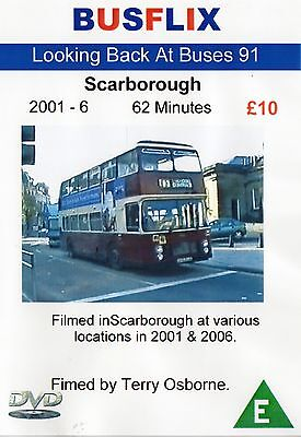 Looking Back at Buses 91 Scarborough 2001 - 6 62 minutes