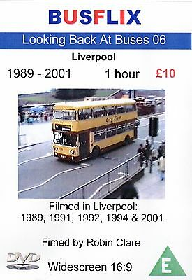 Looking Back at Buses 06 Liverpool 1989 - 2001