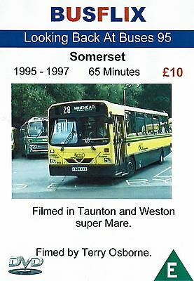 Looking Back at Buses 95 Somerset 1995 - 7 - 65 minutes