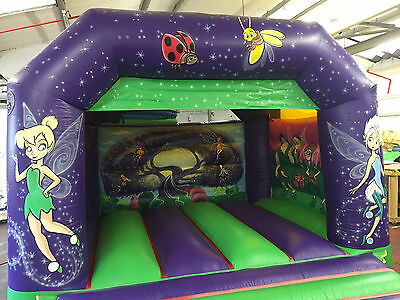 Fairy Bouncy Castle by Inflatable World. Excellent Condition.