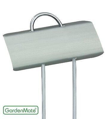 GardenMate 25-Pack 5 3/4'' Metal Plant Label MINI