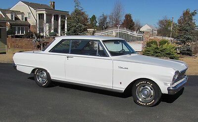 1964 Chevrolet Nova Nova 1964 Chevrolet Nova Chevy II SS 2 Door Coupe True SS