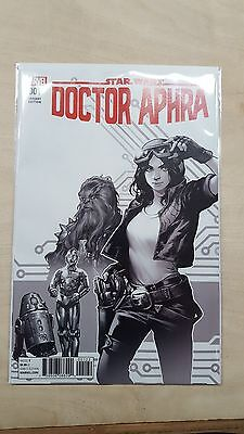 Doctor Aphra #1 One Per Store Variant Great Shape Marvel Comics Rare
