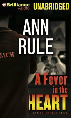 A Fever in the Heart: And Other True Cases: Library Edition Audio CD