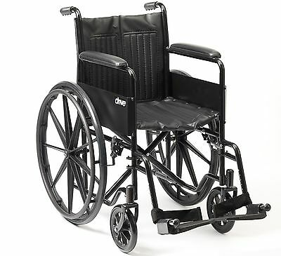 Self Propelled Wheelchair - NEW - Drive - FREE DELIVERY Sydney Metro Area