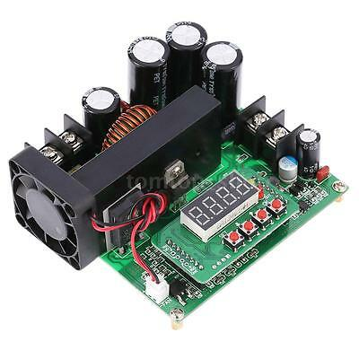 DC to DC 120V/15A Adjustable Boost Module Step-up Converter Power Supply E7K1