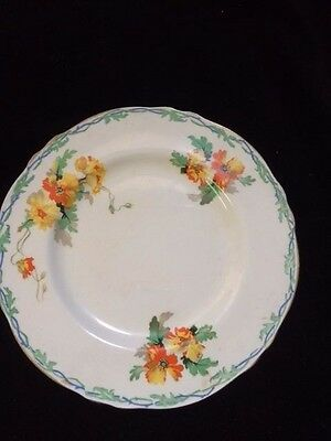 Royal Winton 'Sunbeam' Vintage Cake / Side Plate Gorgeous