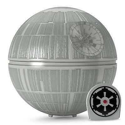 Hallmark 2016 Christmas Ornament Star Wars™ Death Star Tree Topper With Lights