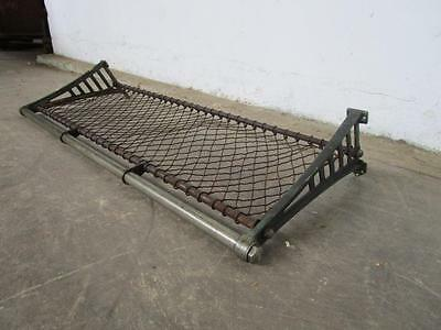 C49081 Vintage TRAM TRAIN Luggage Rack RAILWAY Wall Decor