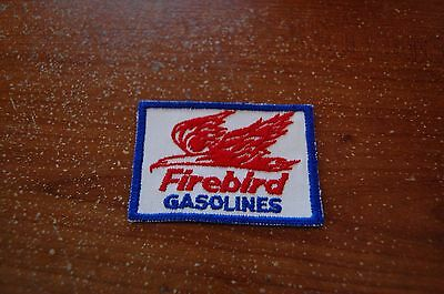 1960's PURE OIL COMPANY FIREBIRD GASOLINE GAS STATION JACKET PATCH