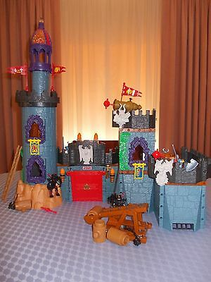 Fisher-Price Imaginext Battle Castle (78333)...Medieval Castle