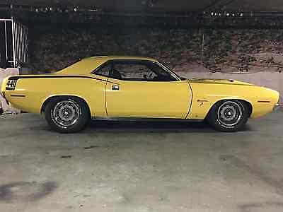 1970 Plymouth Barracuda Gran Coupe 1970 AMERICAN MUSCLE