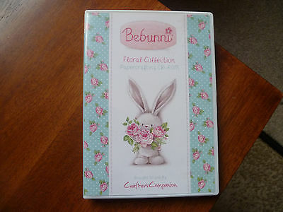 Crafters Companion Be Bebunni Floral Collection Cd-Rom