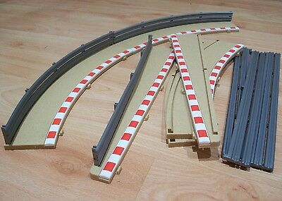 Scalextric Sport Skid Borders & Barrier Slot Car Track