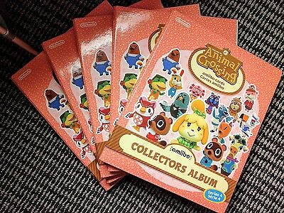 [Series 4 Complete Set + Official Book] Animal Crossing New Leaf Cards, NA/US!