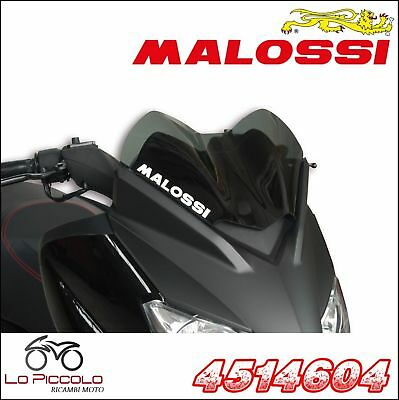 4514604 Cupolino MALOSSI SPORT fumé scuro YAMAHA X MAX 125 ie 4T LC 2009 -- 2013