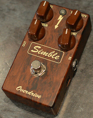 Pre-Owned Mad Professor Simble Overdrive Pedal - Dumble Tone