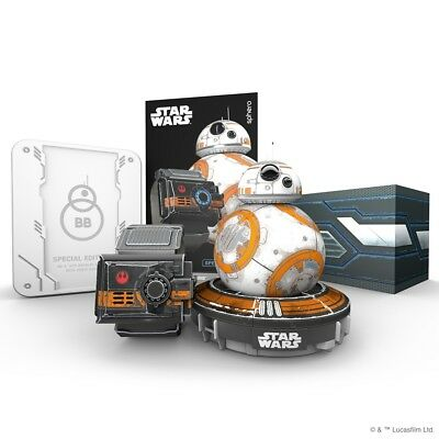 Star Wars SPHERO BB-8 App Enabled Droid with FORCE Band Special Edition