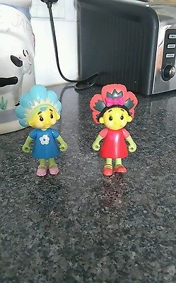 Fifi and the flowertots figures