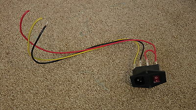 Power Connector Comes With Plug Genuine Ctc 3D Printer  Used