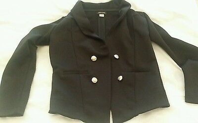 river island jacket 7/8 years old girls