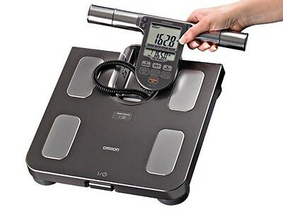 Omron Full Body Sensor Body Composition Monitor and Scale - Black
