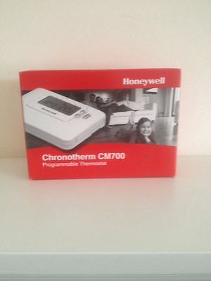 Honeywell Chronotherm Cm707 Programmable Thermostat Cm700 Series
