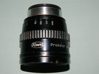 Kowa Prominar Anamorphic 16-H Projection lens.