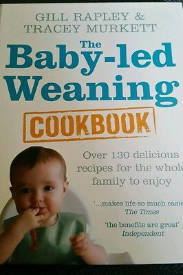 The Baby - Led Weaning Cookbook
