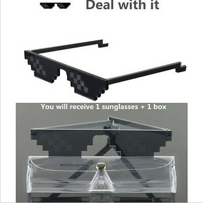 Deal With It Glasses dealwithit sunglasses