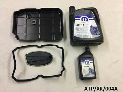 Automatic Transmission Filter Jeep Commander XK 3.0CRD 2006-2010 FTF//XK//002A
