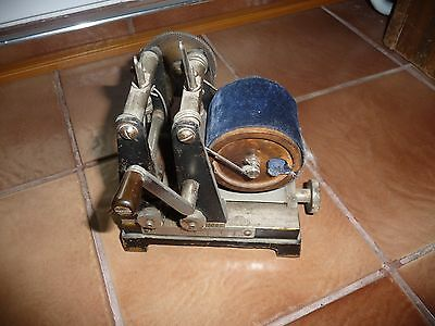 Fabric   laboratory drum  carder   mechanism for   cotton 50s