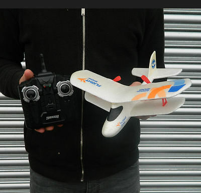 New RC Airplane RTF Radio Remote Control Plane Outdoor Easy to Fly!