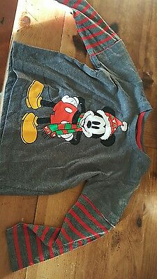 12 18 months boys christmas long sleeved top