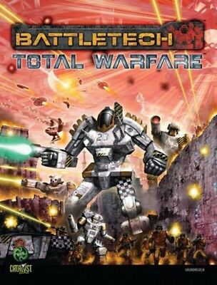 BattleTech Total Warfare (Deutsch) US40002 BattleMechs Catalyst Game Lab NEU