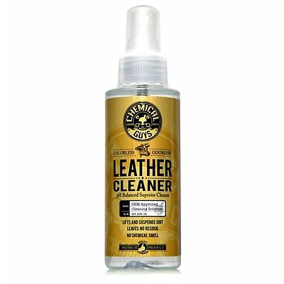 Chemical Guys Colorless and Odorless Leather Cleaner