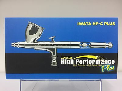 Anest Iwata High Performance Plus HP-C Plus HP-CP Airbrush Double Action 0.3mm