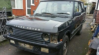 Range Rover classic V8 Landrover parts  project