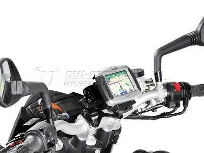 QUICK-LOCK GPS-Halter KTM 690 Duke 4 Bj. 2011 -